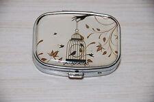 Home ::  Pill Boxes ::  Pill Box - Birdcage Design