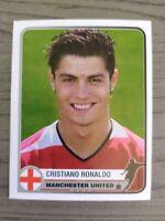 FIFA UEFA 2005 Panini CRISTIANO RONALDO CR 7 ROOKIE BASE CARD PSA ?