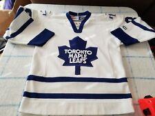749d62381 Vintage Toronto Maple Leafs Alexander Mogilny CCM Jersey Youth S M Sewn