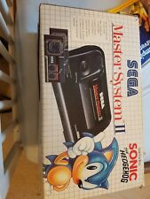 sega master system 2 in original box and packaging