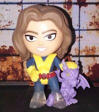 X-MEN FUNKO MYSTERY MINI 1/12 KITTY PRYDE W/ LOCKHEED GAMESTOP EXCLUSIVE