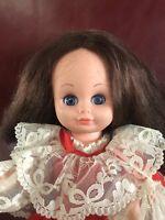 """Vintage Eugene 1979 14"""" Doll Vinyl Girl Missy"""
