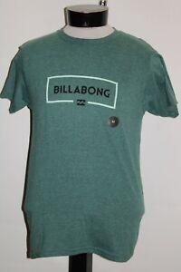 NEW NWT BILLABONG Mens medium M T shirt Combine ship Discount