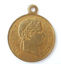 Médaille Tombeau de Napoleon I 1853. (AV1520)