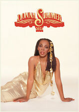 Wall Calendar 2021 [12 pages A4] DONNA SUMMER Vintage Music Photo Poster 1322
