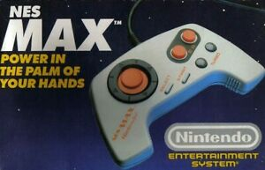 Nintendo NES Max Controller Great Condition Fast Shipping