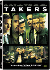 Takers [New DVD] Ac-3/Dolby Digital, Dolby, Dubbed, Subtitled, Widescreen