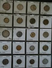 Collection of 20 international coins - mainly SPAIN & ASSORTED