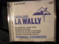 Catalani-La Wally-Marton/Titus/Araiza/dàrtegna/Pinchas Steinberg/Monaco ORP