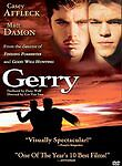 Gerry (DVD, 2003) Casey Affleck, Matt Damon