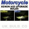Xenon HID headlight bulbs BMW R1150RS 01-06 H4 free 501