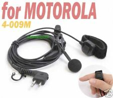 4-009M Earpiece Mic With Finger PTT   for  CLS1110