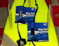 Creatures of Leisure Bodyboard Leash - Team Designed King Coil Wrist Comp Leash
