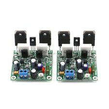 New 2 Channel stereo Mx40 Mini Power amplifier finished board Successfull Lm3886