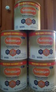 5 Medium cans of Enfamil Nutramigen 19.8 oz each