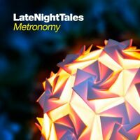 Metronomy - Late Night Tales: Metronomy [CD]