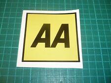 AA Sticker