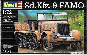Revell Germany Sd.Kfz. 9 FAMO in 1/72 03141 ST