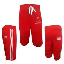 Prime MMA Pro Boxing PC Shorts Bottoms Mens Sports UFC Gym Pants Red Short New