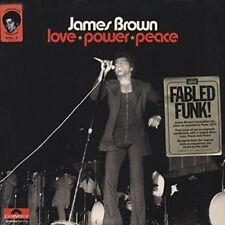 Love Power Peace by James Brown (R&B) (Vinyl, Jul-2014, 3 Discs, Sundazed)