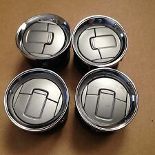 09-13 Ford F150 Dash Air AC Heater Vents Set Of Sliver / Chrome