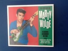 The Very Best of Marty Wilde - and 2 CD Album 40 Tracks