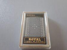 jeu de carte Royal ancien