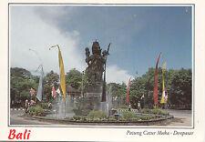 BF28189 patung catur bali muka denpasar indonesia   front/back image