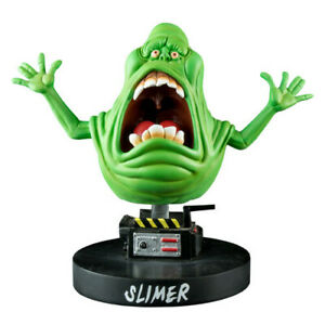 """Ghostbusters Slimer 7"""" Goofy Green Ball of Ectoplasm Statue Ikon Collectables"""