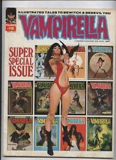 Vampirella Warren comic monster Vampire horror magazine #19 classic covers cover