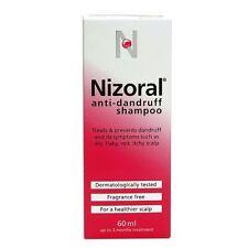 Nizoral Anti Dandruff Shampoo, 60 ml  **FREE DELIVERY**