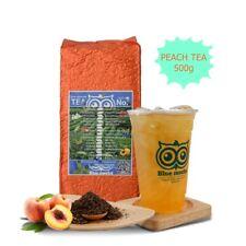 Premium Peach Thai Tea Leaves Fresh Fragrant 500g by Bluemocha - Fast Ship