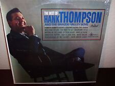 The Best Of Hank Thompson    Hank Thompson    Capitol SM 1878     Vinyl LP Album