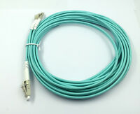LC-LC 5M DUPLEX 10 GIGABIT 50/125 MULTIMODE FIBER OPTIC CABLE OM3 [M_M_S]