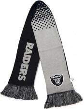 Forever Collectibles NFL OAKLAND RAIDERS Fade écharpe NEUF