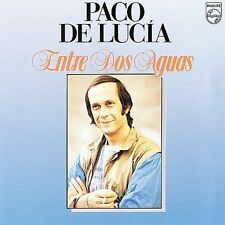 Entre Dos Aguas by Paco de Lucía (CD, Jul-1987, Verve)