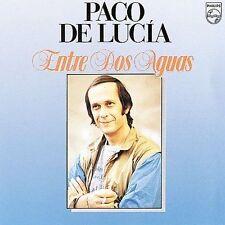 Entre Dos Aguas by Paco de Lucía (CD, Jul-1987, Verve) NEW