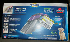 Carpet Cleaner Pet Stain Eraser Portable Cleaning Equipment Cordless Ao4031995