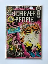 Forever People 6 Jack Kirby 4th World Comic Book MO2-22