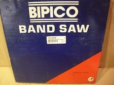 """BIPICO 100 Foot Band Saw Blade Coil 5/8"""" x 10 Tooth Flex Back Carbon"""