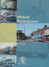 WALSALL TROLLEYBUSES HISTORY Trolleybus Transport NEW Buses Vehicle Operators