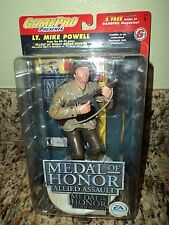 GAMEPRO MEDAL OF HONOR ALLIED ASSAULT LT. MIKE POWELL ACTION FIGURE JOYRIDE