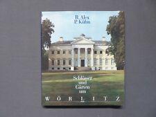 Buch, Alex / Kühn, Schlösser und Gärten um Görlitz, Bildband, Seemann DDR 1988
