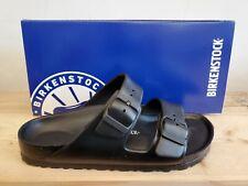 Birkenstock Arizona Eva Black Regular Wide Sandals Made in Germany for Men