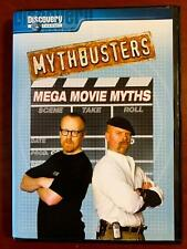 Mythbusters - Mega Movie Myths (DVD, 2007, Discovery Channel) - E0225