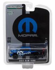 Greenlight 2017 Dodge Ram 1500 Mopar Off Road Truck 1:64 Blue 29887
