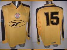 Bolton Wanderers Robbie Elliott Reebok Player Shirt Jersey Football Soccer XL