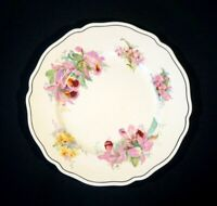 Beautiful Royal Doulton Orchid Dinner Plate