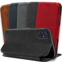 Samsung Galaxy A Serie Hülle Case Klapp Tasche Bumper 360 Grad Schutz Ultra Slim