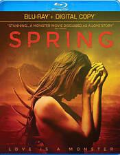 Spring (Blu-ray Disc, 2015) Best Buy Exclusive New Sealed